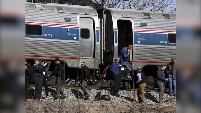 In an interview with one of his staffers, Sen. Jeff Flake described the Jan. 31, 2018, train crash in Virginia that left at least one person dead. No members of Congress were injured. Nicholas Serpa/azcentral.com