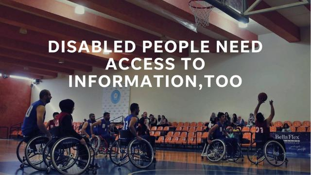 A bill in the Arizona Legislature would ensure that disabled residents get the information they need during emergencies.