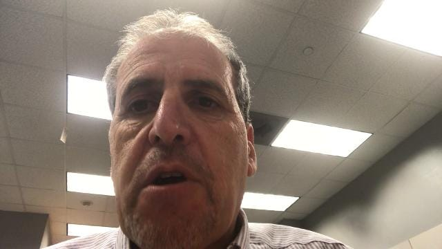Scott Bordow from azcentral sports talks about Isaiah Canaan's gruesome injury and what comes next for the Phoenix Suns.