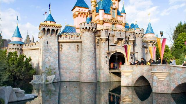 A trip to the Disney Resort in Anaheim is never cheap, but you can save a few bucks with the right attitude.
