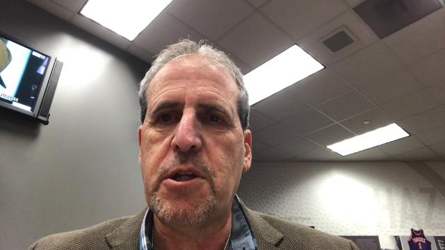 Suns insider Scott Bordow on a blowout loss to the Jazz on Friday night.