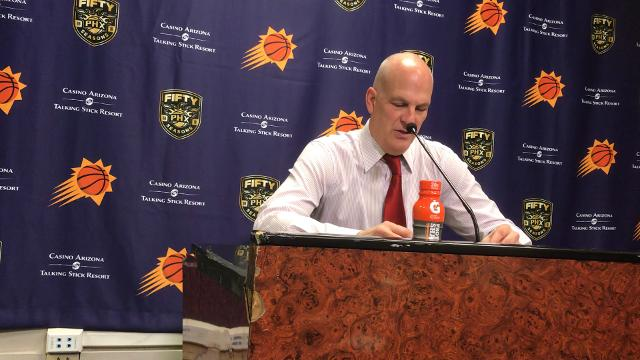 """Triano: """"Having an 8-point lead, and turn the ball over the first three times gave them a chance. We can't do that."""""""