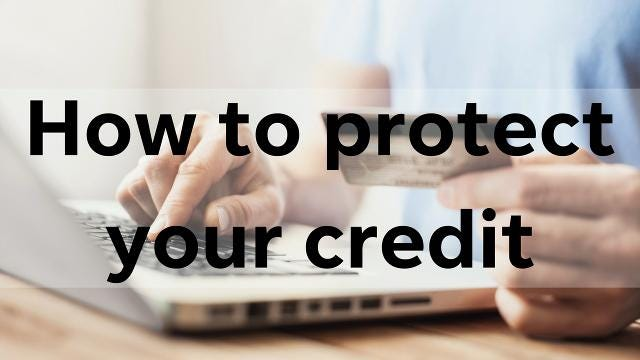 Your credit score can land you that dream job or prevent you from getting a mortage. Republic reporter Rebekah Sanders outlines how you can protect yourself from mistakes on your credit report.