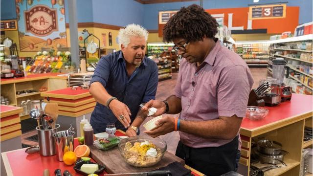 Phoenix Chefs Cash Food Network Shows