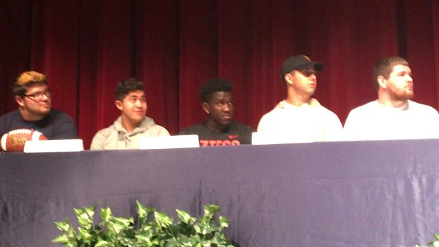 Centennial running back Zidane Thomas commits to San Diego State officially on Wednesday.