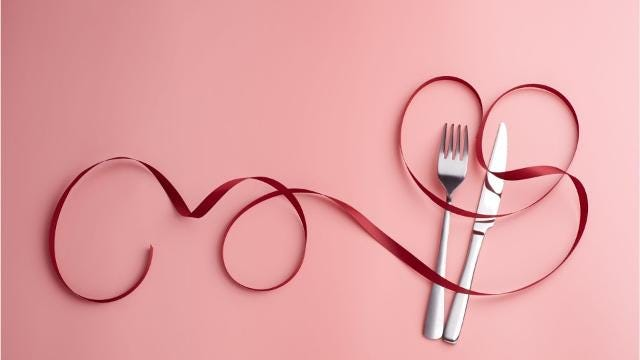 We've got some ideas for those struggling to find a good restaurant for their V-Day date! *wink*