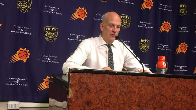 Jay Triano on Elfrid Payton's debut for the Suns