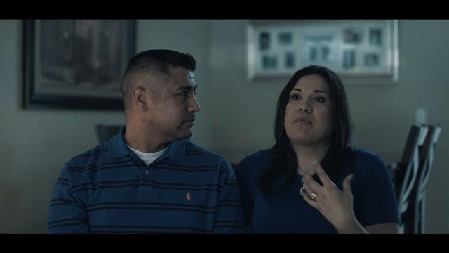Adam Gonzales woke with amnesia on Sept. 28, 2016. He didn't remember getting engaged or married to his wife Raquel. Video by Cornerstone Christian Fellowship.