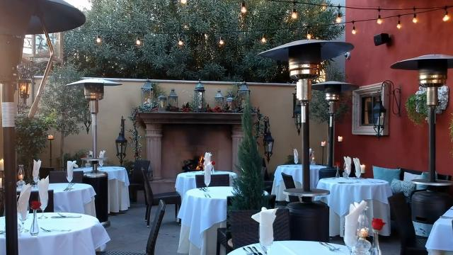 "The Scottsdale restaurant is No. 1 on Yelp's list of 25 most romantic restaurants in the U.S., based on consumer ratings and volume of reviews using the word ""romantic."""