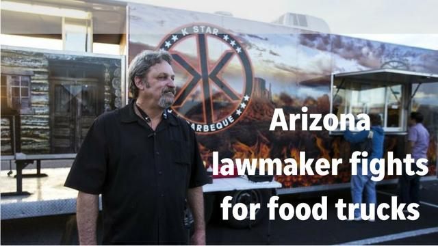 Food-truck regulations vary from county to county in Arizona. One lawmaker wants to make it easier to own and operate a food truck across the state.