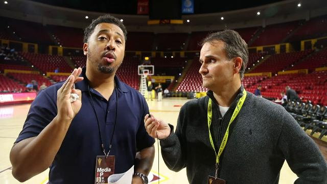 Greg Moore and Doug Haller on Deandre Ayton and Arizona's big win over Arizona State.