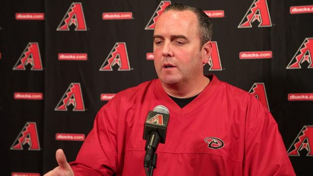 Diamondbacks payroll: 'Substantially higher' than it's ever been