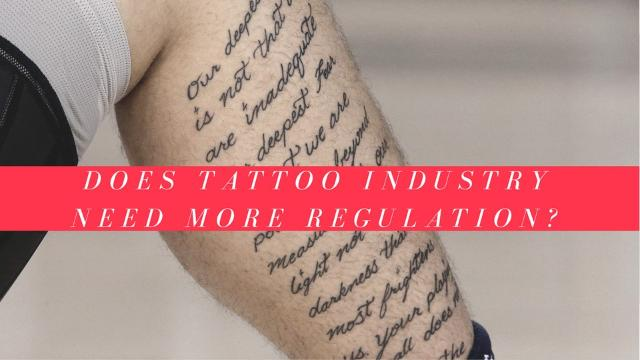 If passed,House Bill 2442would require all body-art businesses to follow sanitation guidelines, require annual blood-borne pathogen training and would allow local health departments to inspect premises and investigate complaints.