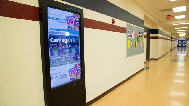 Critics have expressed concerns about digital billboards in Arizona's schools.