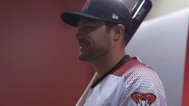 It was picture day for the Arizona Diamondbacks on Tuesday, this is what it looked like behind the scenes.