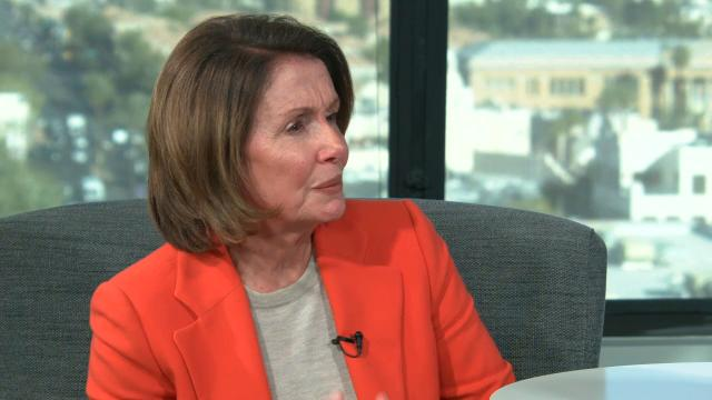 House Minority Leader Nancy Pelosi speaks with Congressional reporter Ronald Hansen on the Republican tax cuts signed into law by President Donald Trump. Pelosi said the tax plan will be bad for Arizonans. azcentral.com