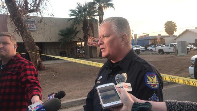 Three dead, one injured in west Phoenix shooting