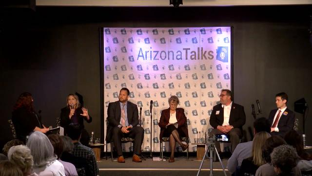 Candidates for the Superintendent of Public Instruction discuss what policies they would put in place to make sure students are as safe as possible. azcentral.com