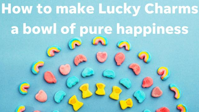 A unicorn isn't the only marshmallow Lucky Charms should add to its cereal lineup, columnist Joanna Allhands says.