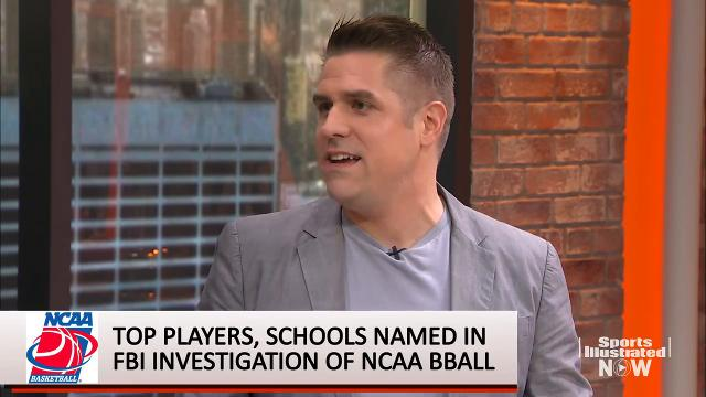 Some of the biggest programs in college basketball, including Arizona, are named in the FBI's probe into NCAA corruption. Is it time to blow up the NCAA?