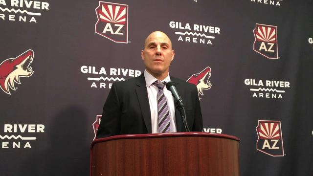 Tocchet on Coyotes' win over Ducks