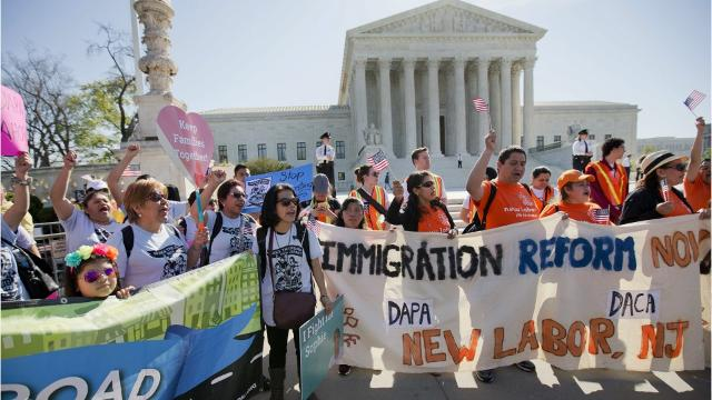 Judge issues immigration bond reform