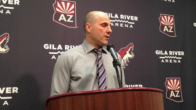 Tocchet on Coyotes' win over Wild