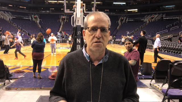 Scott Bordow on Suns' loss to Thunder