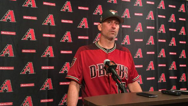 Torey Lovullo on D-Backs' infielder Ketel Marte