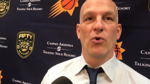 Jay Triano on Suns' loss to Hawks