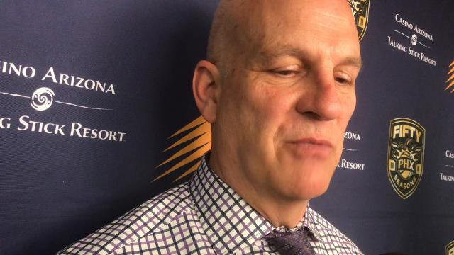 Jay Triano on Suns' loss to Heat