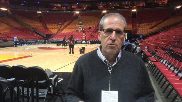 Scott Bordow on Suns' loss to Heat
