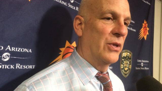 Triano on Suns' loss to Thunder