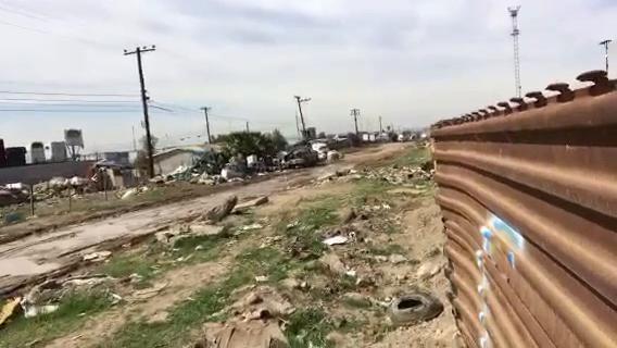 President Trump and Tijuana