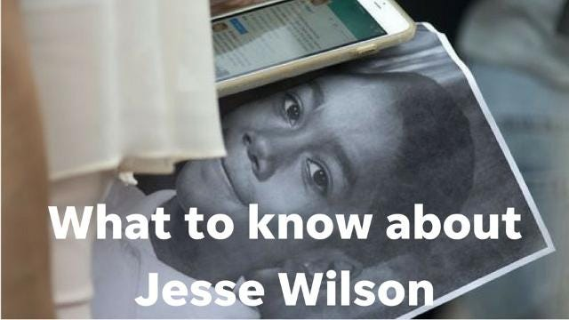 Ten-year-old Jesse Wilson was reported missing from his Buckeye home in July 2016.