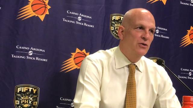 Jay Triano on Suns' loss to LeBron, Cavaliers