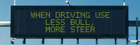 ADOT announced the 15 finalists for its Safety Message Contest on March 15, 2018, and encouraged folks to vote for their favorite. The top two will appear on overhead signs statewide.
