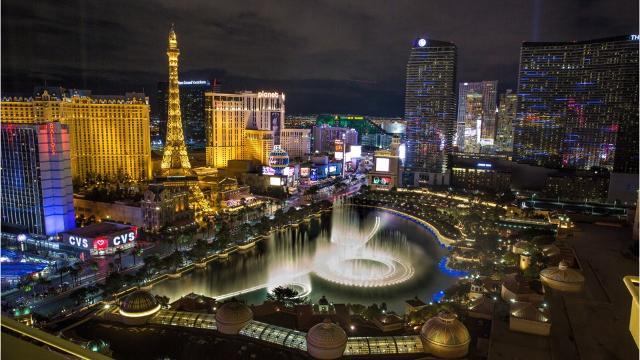 Las Vegas resort fees