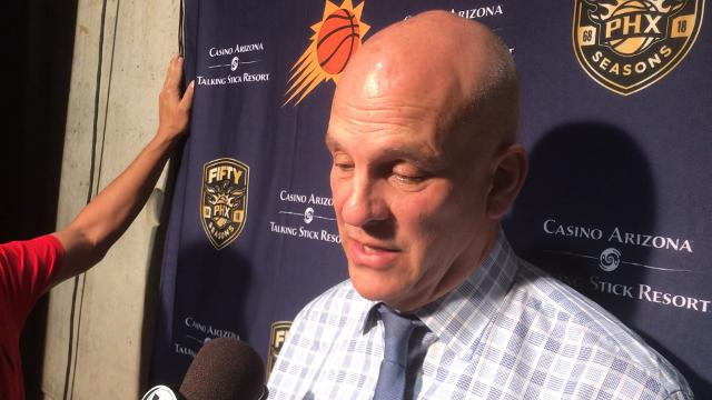 Triano on Suns' loss to Jazz