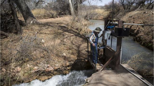 Farmers, Coca-Cola and conservationists are working to restore watersheds along the Verde River.