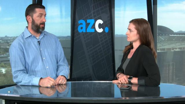 Arizona Republic reporters Ryan Randazzo and Bree Burkitt discuss an Uber self-driving vehicle collision on March 18, 2018, that killed a Mesa woman.
