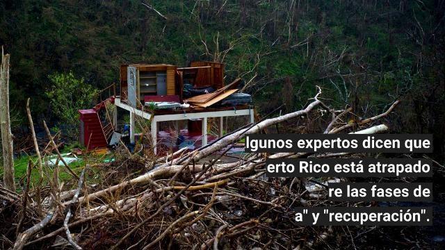 Ya han pasado 6 meses del devastador Huracán María y Puerto Rico aún necesita ayuda.