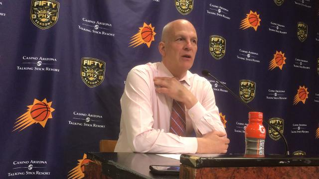 Jay Triano on Suns' loss to Pistons