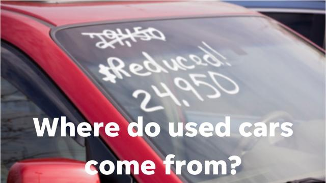 If you have bought a used car or truck in Arizonaover the past couple decades, or traded one back to a dealer, there's a good chance it was brought to an auction lot, inspected, cleaned and possiblyreconditioned, then sold.