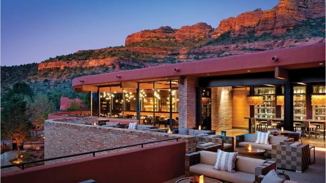 If you're vacationing in Sedona, here are some hotels and resorts you can stay at!