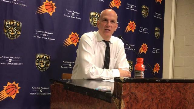 Interim coach Jay Triano discusses his team's loss to the Clippers on Wednesday.