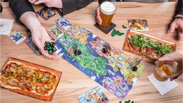 Snakes Lattes A Canadian Board Game Cafe To Open In Tempe In 2018