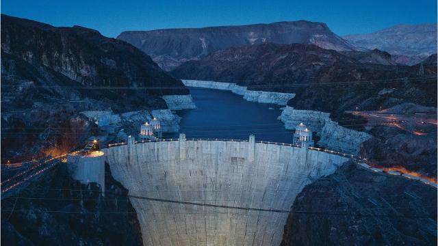 More than just a stop on the way to Vegas, the Hoover Dam is a road trip destination all on its own.