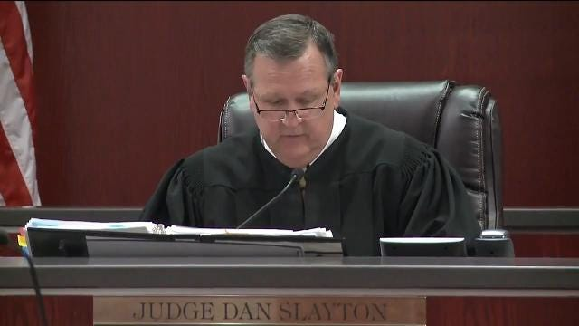 Judge Dan Slayton has declared a mistrial in the first-degree murder trial of former Northern Arizona University student Steven Jones after the jury was unable to reach a verdict.