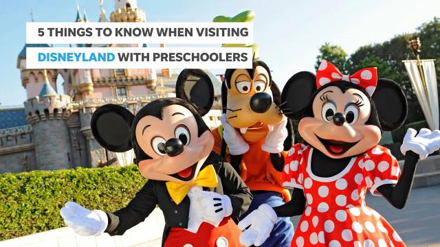 Children of all ages are invited to Disneyland. Some have more issues than others. Here are tips to held you enjoy a tantrum-free day at the Happiest Place on Earth.
